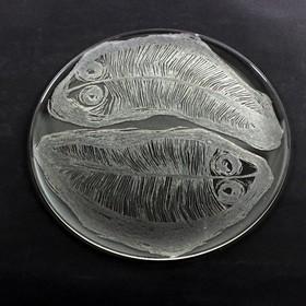 Plato s rybami